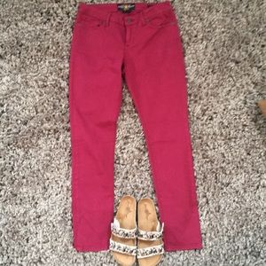 Lucky brand size 6/28 ankle skinny jeans